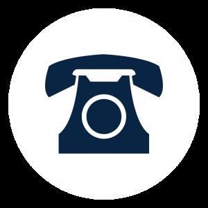 Phone Icon White