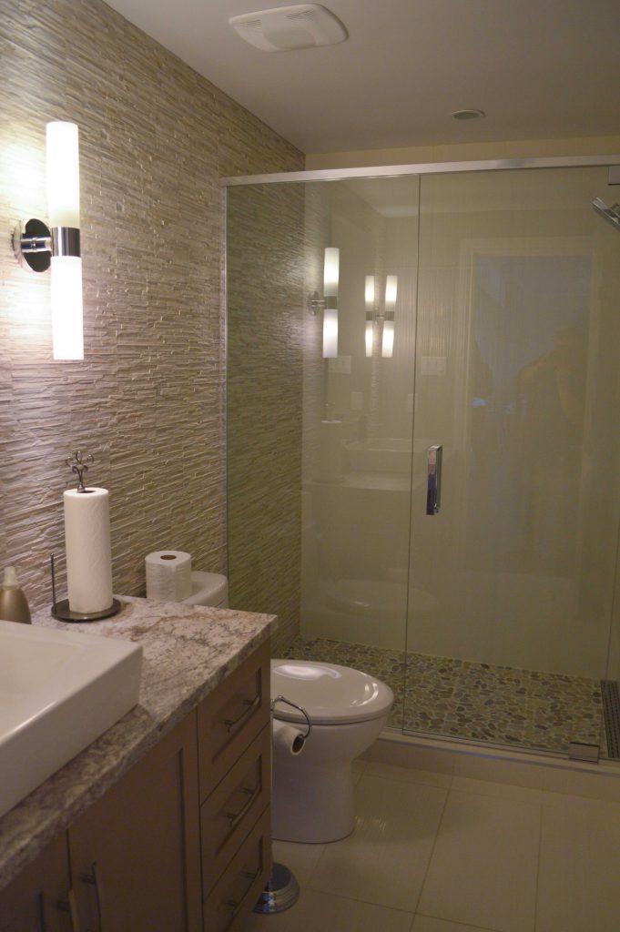 Clematis I Basement Bathroom