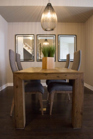Daylily Townhome Dining Room