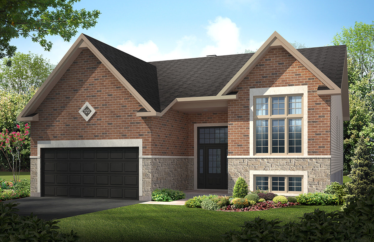 bungalow homes maisons lemay homes rh maisonslemayhomes ca  bungalow model homes ontario